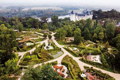 Festival des jardins de chaumont 2019 jardins de paradis le clos josephine - Jardins chaumont sur loire ...